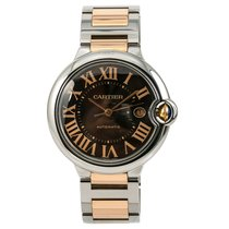 Cartier 3001 Steel 2010 Ballon Bleu 42mm 44mm United States of America, New York, New York