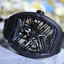 Franck Muller Vanguard v45 s6 sqt carbon nr New Carbon 44mm UAE, Dubai