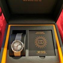 Mido Commander neu 2019 Automatik Uhr mit Original-Box und Original-Papieren M8429.4.27.11