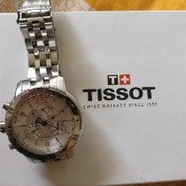 Tissot Steel 42mm Quartz T067.417.11.031.00 pre-owned India, Thane (West)