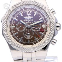 Breitling Bentley GMT A4736212/B919 pre-owned