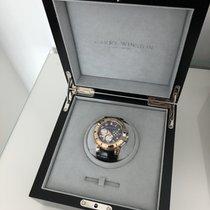 Harry Winston Project Z Pозовое золото 44mm Черный Aрабские Россия, москва