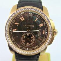 Cartier 3300 Rose gold 2020 Calibre de Cartier pre-owned United States of America, New York, New York