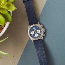 Breitling Crosswind Special Acier 43mm Bleu