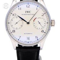 IWC Portuguese Automatic IW500104 2004 подержанные