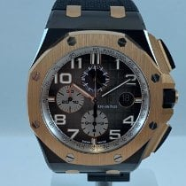 Audemars Piguet Royal Oak Offshore Chronograph Roségoud 44mm Zwart Nederland, Kerkrade