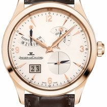 Jaeger-LeCoultre Master Eight Days Aur roz Argint