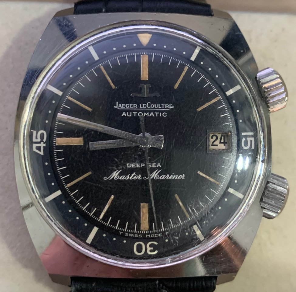 Jaeger-LeCoultre Deep Sea Chronograph Deep Sea Master Mariner pre-owned