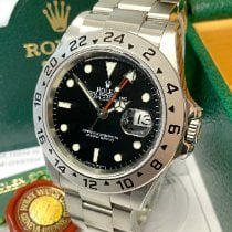 Rolex Explorer II 16570 Very good Steel 40mm Automatic United Kingdom, Wilmslow