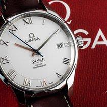 Omega 43113412102001 Acero De Ville Co-Axial 41mm usados