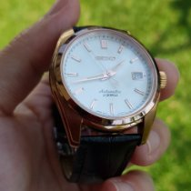 Seiko SARB072 Good Rose gold 38mm Automatic Indonesia, Jember