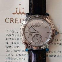Seiko Credor Acier 36mm Argent