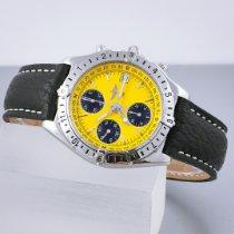 Breitling Chronomat GMT Stahl 39mm Gelb Arabisch Deutschland, Düsseldorf