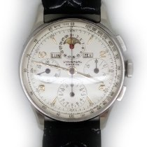 Universal Genève 22502 Steel 1945 Compax 36,5mm pre-owned