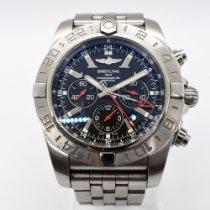 Breitling Chronomat GMT pre-owned Black