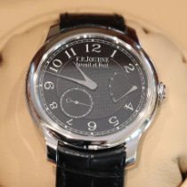 F.P.Journe Souveraine Platinum 40mm Black United States of America, Michigan, Lake Orion