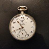 Cortébert Reloj usados Acero Arábigos Cuerda manual Solo el reloj