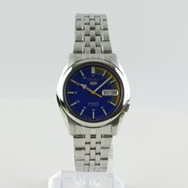 Seiko 5 new 2019 Automatic Watch with original box and original papers snk371