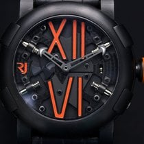 Romain Jerome Titanic-DNA Acero 50mm Negro
