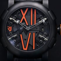 Romain Jerome Titanic-DNA Stal 50mm Czarny