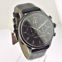 Jaquet-Droz Steel Automatic Black pre-owned Astrale