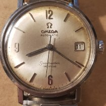 Omega Seamaster DeVille Steel Silver Arabic numerals United States of America, Alabama, Blue Springs