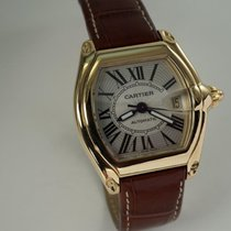 Cartier 2524 Yellow gold 2000 Roadster 37mm pre-owned United States of America, Texas, Houston
