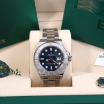 Rolex Yacht-Master 40 Platinum 40mm Blue United States of America, California, Beverly Hills