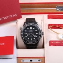 Omega Seamaster Diver 300 M Ceramic 43.5mm Black No numerals United States of America, California, Beverly Hills