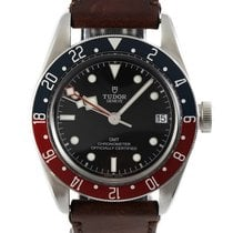 Tudor Black Bay GMT 79830RB Very good Steel 41mm Automatic