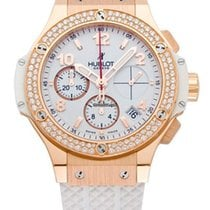 Hublot Big Bang 41 mm Rose gold 41mm White United States of America, Florida, North Miami Beach
