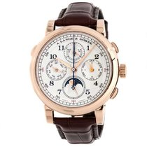 A. Lange & Söhne Rose gold 41.9mm Manual winding 421.032 new United States of America, Florida, North Miami Beach