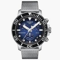 Tissot Seastar 1000 Steel 45.5mm Blue No numerals United States of America, Massachusetts, Florence