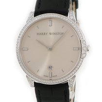 Harry Winston Midnight White gold Silver