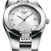Tissot Glam Sport Steel 32mm Silver