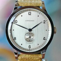 Longines Heritage Steel 40mm Champagne United States of America, Missouri, Chesterfield
