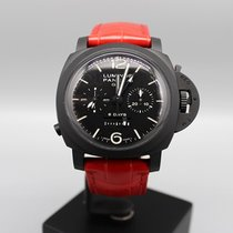 Panerai Luminor 1950 8 Days Chrono Monopulsante GMT PAM 00317 2016 pre-owned
