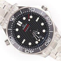 Omega Seamaster Diver 300 M nowość 2020 Automatyczny Zegarek z oryginalnym pudełkiem i oryginalnymi dokumentami 210.30.42.20.01.001