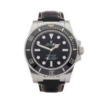 Rolex Submariner (No Date) 114060 2015 usados