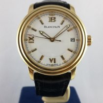 Blancpain Léman Ultra Slim 2100-1418-53 1997 pre-owned