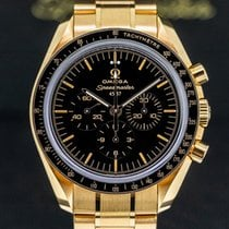 Omega Speedmaster Professional Moonwatch Rose gold 42mm United States of America, Massachusetts, Boston