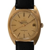 Omega Constellation Yellow gold 34mm Gold United States of America, Texas, Austin