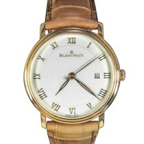 Blancpain Villeret Ultra-Slim 6651 3642 55B pre-owned