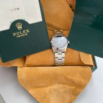 Rolex Air King Precision new 2001 Automatic Watch with original box and original papers 14000M