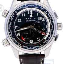 Zenith El Primero Doublematic new 2020 Automatic Chronograph Watch only 03.2400.4046/21.c721
