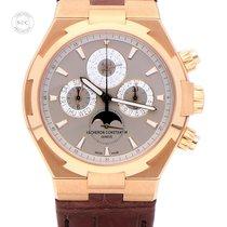 Vacheron Constantin Overseas Chronograph Rose gold 42mm Grey