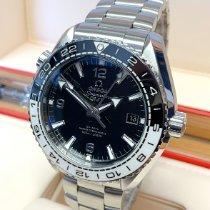 Omega Seamaster Planet Ocean Steel 43.5mm Black Arabic numerals United Kingdom, Wilmslow