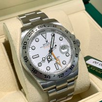 Rolex Explorer II 216570 Very good Steel 42mm Automatic United Kingdom, Gateshead
