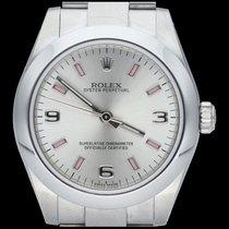 Rolex Oyster Perpetual 31 Acier 31mm Argent Arabes