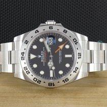Rolex Explorer II Stahl 42mm Schwarz Deutschland, Prüm